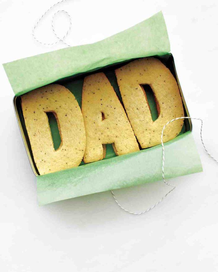 Dad Sugar Cookies