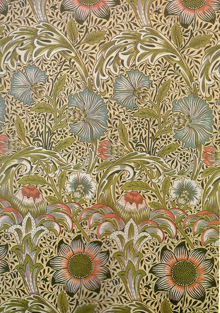 william morris term paper William morris was a poet, artist, manufacturer, and socialist during the mid to late 19th century he was most active as a wallpaper and textile designer and later in his life a graphic designer.