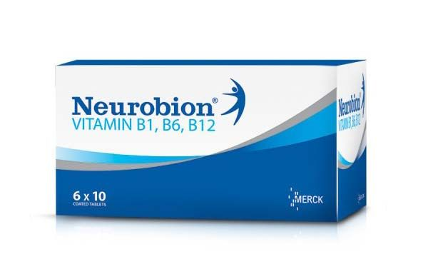 حبوب نيوروبيون Neurobion لعلاج التهابات الأعصاب Neurobion Vitamins Vitamin B1
