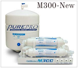 PurePro® M300 - Reverse osmosis system the most advanced water treatment available. Reverse Osmosis is recognized one of the best for producing high quality water. At. http://www.pureprousa.com/index.html