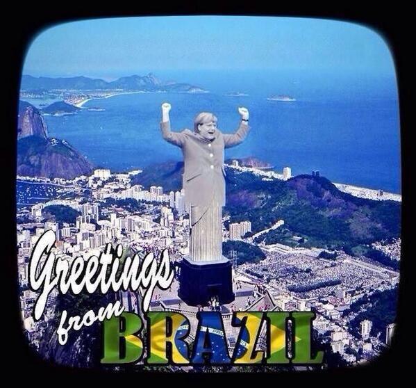 WM-Liveticker : Deutschland gegen Brasilien live im Ticker - Nachrichten Sport - Fußball - WM 2014 - DIE WELT