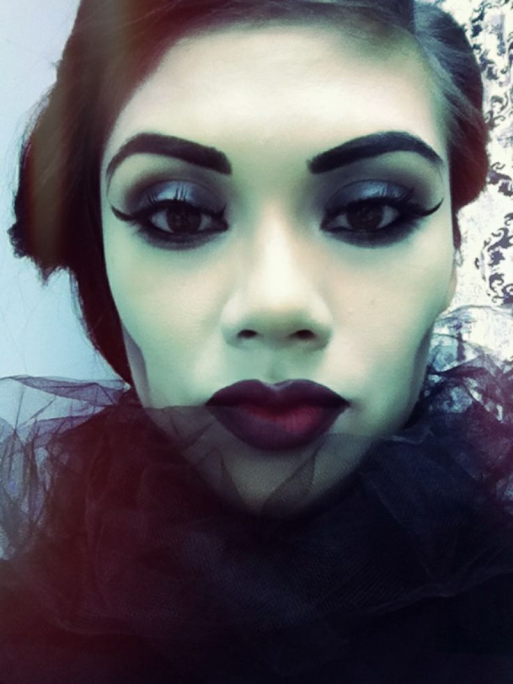 20 best witch makeup images on Pinterest | Costumes, Make up and ...