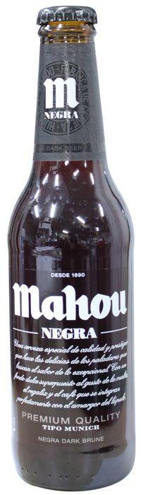 【スペインビール】マオウネグラ