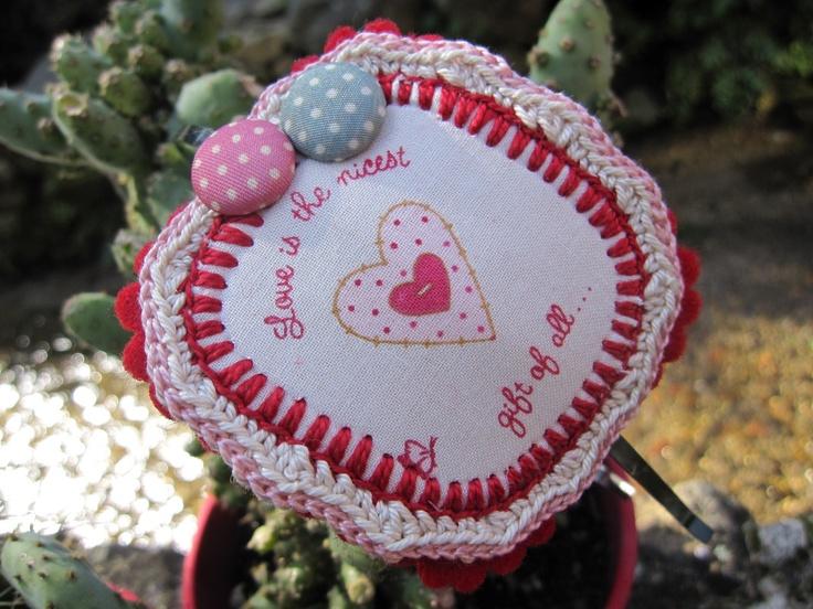 Diadema corazón