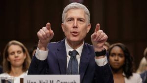 Two Democrats will vote to substantiate Supreme Court docket nominee Neil Gorsuch