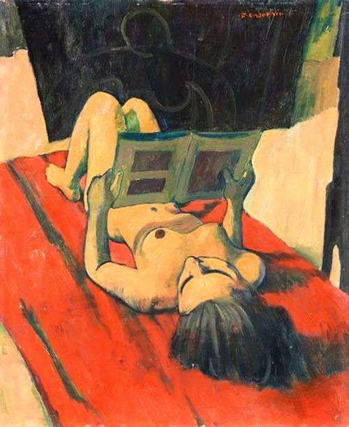Reading and Art: Felice Casorati