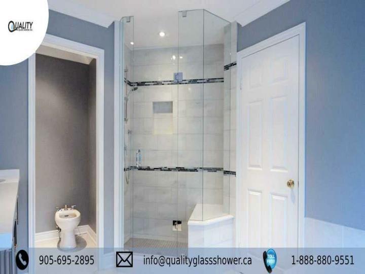 Frameless Shower Door Installation In Toronto Frameless Shower