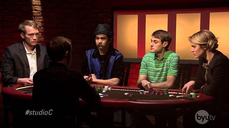 Studio C - Poker Face