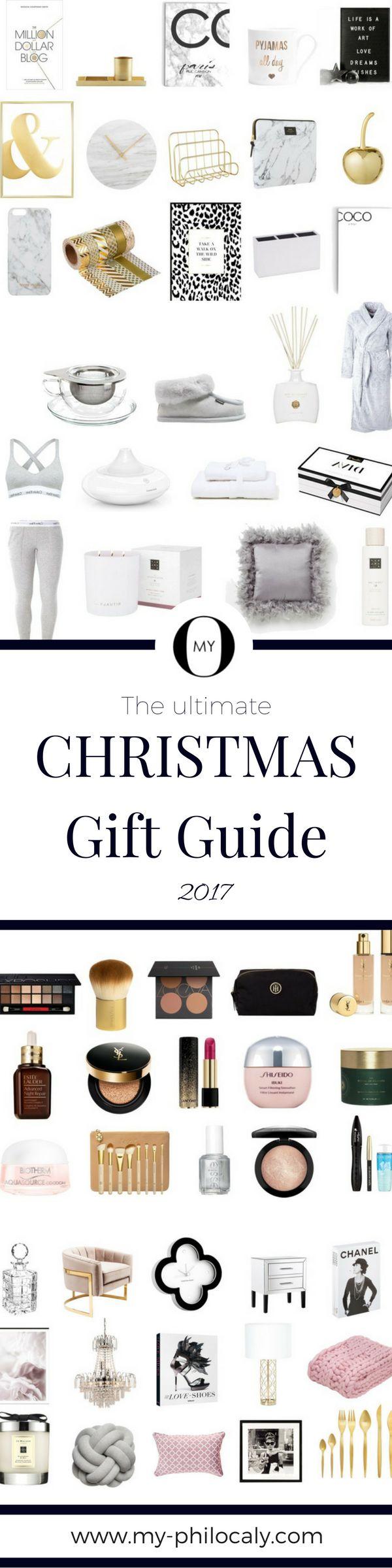 Weihnachtsgeschenkideen für Jedermann! Geschenkideen für Beauty, Fashion, Interior begeisterte - Weihachtsgeschenke