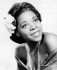 Dinah Washington: She and lady day were the best in their time singing about the blues in life. I could listen to their recordings all day