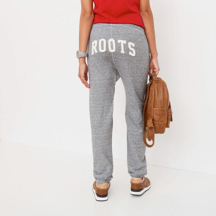 Roots Salt and Pepper Sweatpant