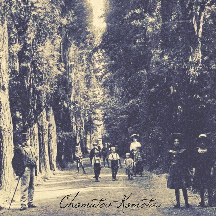 Chomutov-Komotau 1910