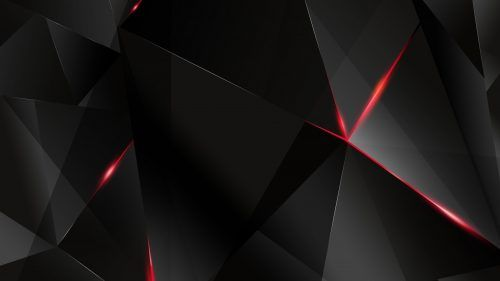 4k Black Wallpapers For Windows 10 02 Of 10 Black And Red 3d Polygons Hd Wallpapers Wallpapers Download High Resolution Wallpapers Black Wallpaper Red And Black Wallpaper Dark Wallpaper