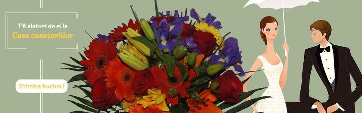 Flori pentru miri