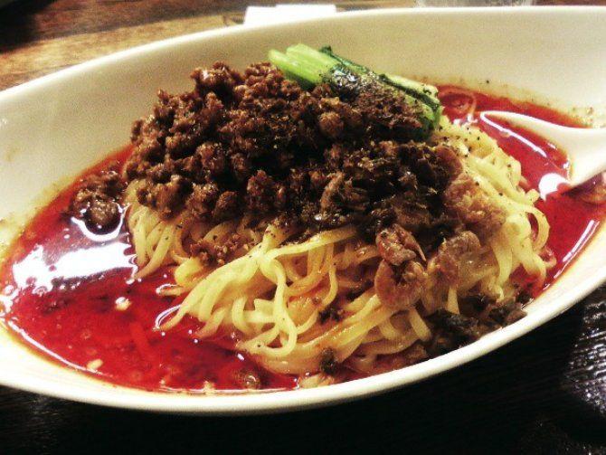 台湾まぜそばがブームの2015年、汁なし担々麺もジワジワきてる!? 東京都内でオススメの汁なし坦々麺が食べられるお店を5つピックアップ!