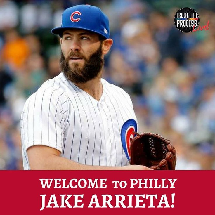 Phillies make headlines and sign 2015 Cy Young winner Jake Arrieta! Arrieta won the 2016 World Series with the Cubs and brings championship experience to the young Phillies roster. Do you think the Phillies can challenge for a playoff spot?  Tune in tonight at 8 PM when we discuss that question and much more!  #Phillies #philadelphiaphillies #baseball #spring #mlb #sports #philadelphia #philly #phillysports