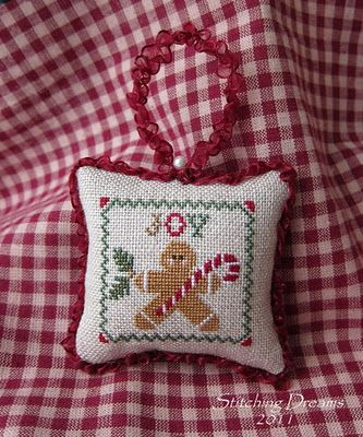 Stitching Dreams: Christmas ornaments