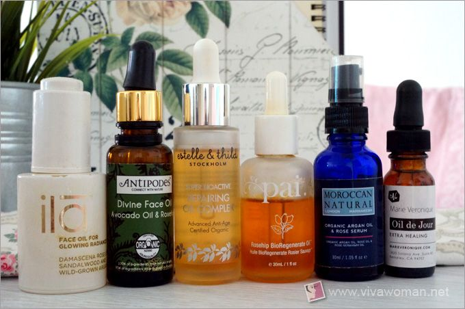 Review Of My Favorite #Facial #Oils!  Serenading A Song To All The Oils I've Loved Before