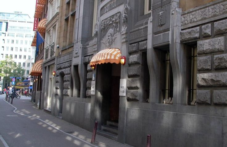 Hotel Review: Rho Hotel, Amsterdam, Holanda | Viajante Solo
