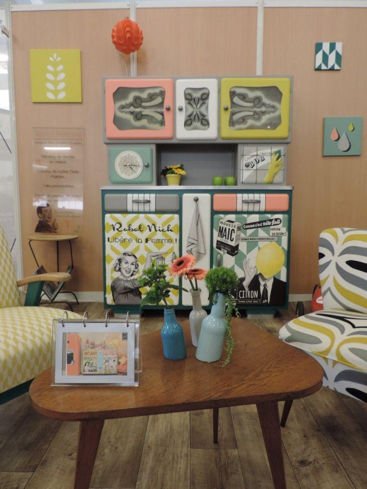les 99 meilleures images du tableau mamzelle t r benthine sur pinterest buffets relooker et. Black Bedroom Furniture Sets. Home Design Ideas