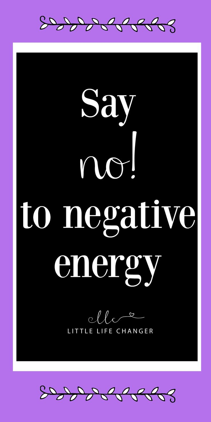 Energy is so real, it's so strong and it doesn't lie. Here's how to keep good energy flowing around you so you can attract the things you want.