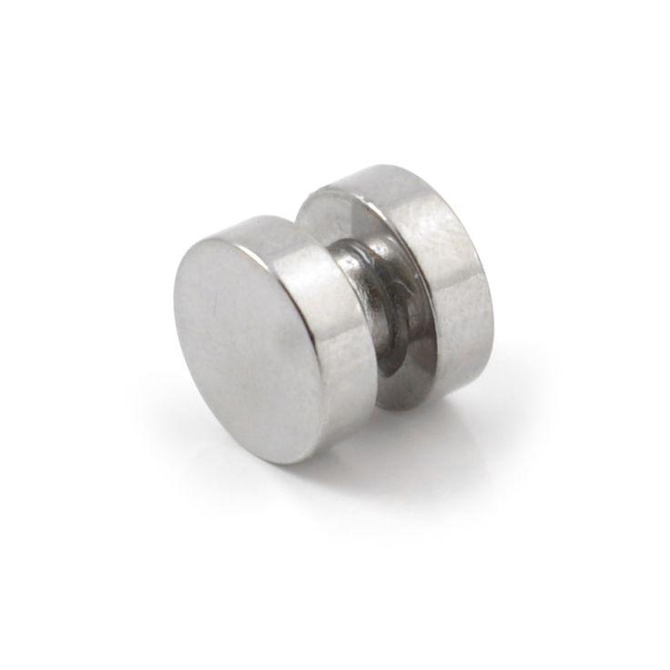 10mm Stål Magnet Ørering - 99,00kr