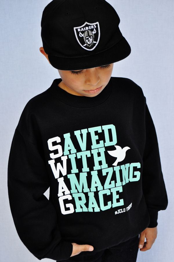 little kids with the love of jesus<3 - love this shirt!! Wonder if I can make it?