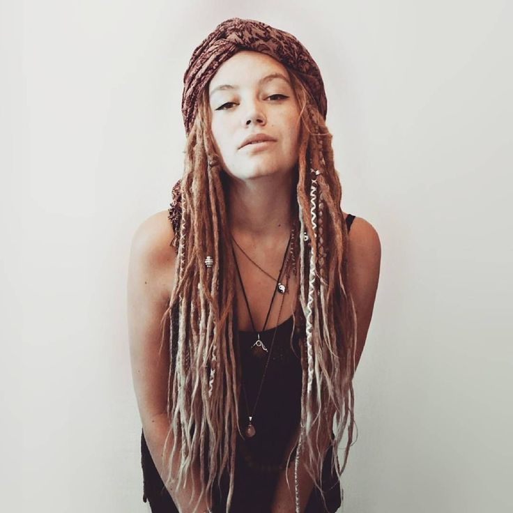Dreadlock Extensions Single Color
