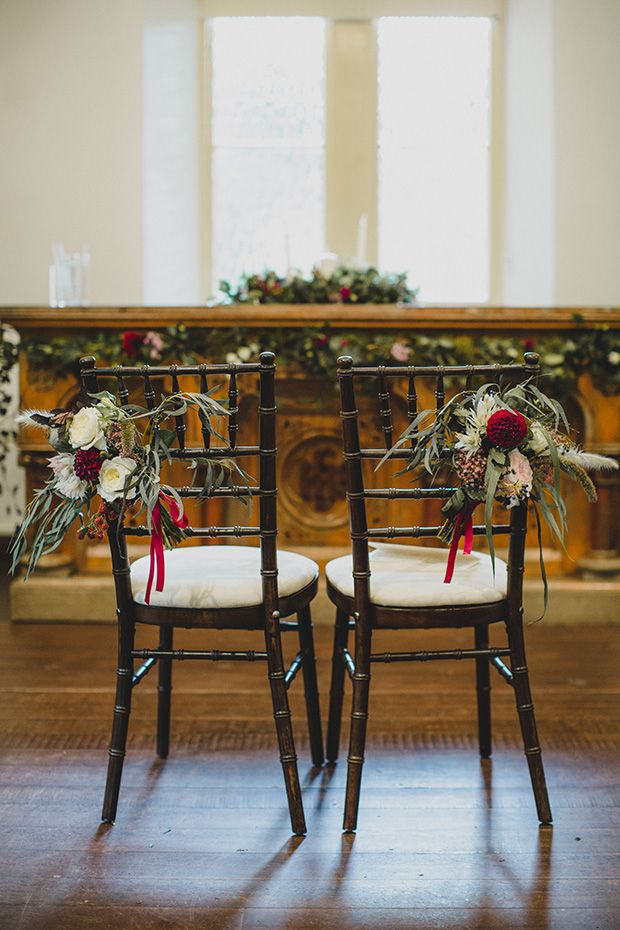 Beautiful Brooklodge wedding by Paula O'Hara // onefabday.com