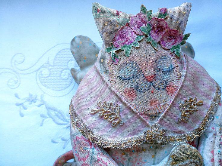"""Купить """" она влюбилась.."""" - бледно-розовый, винтаж, винтажный стиль, прованский стиль"""