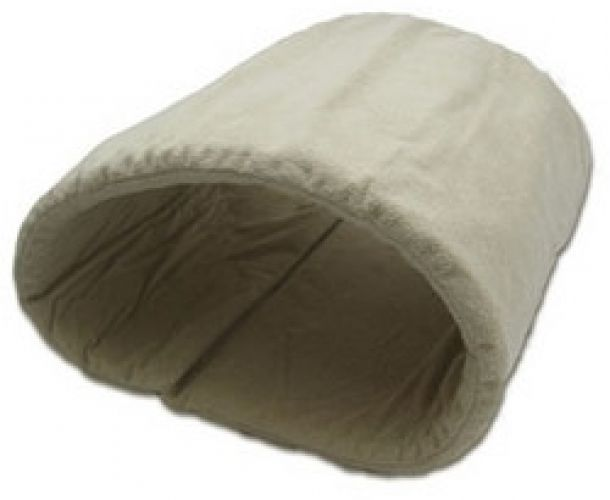 Cat House Outdoor Winter Shelter Kitty Bed Warm Pet Safe Beige Indoor Furniture #CatHouse