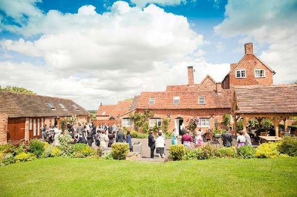 Wethele Manor wedding venue in Weston-under-Wetherley, nr Leamington Spa, Warwickshire