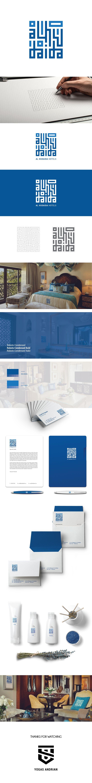 """Check out my @Behance project: """"Al Hudaida Branding Identity"""" https://www.behance.net/gallery/58558995/Al-Hudaida-Branding-Identity"""