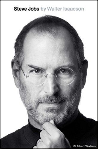 10 Books To Read in 2018   Damsel In Dior    WALTER ISAACSON  Steve Jobs  Based on more than forty interviews with Jobs conducted over two years- this is my required business read for the year.