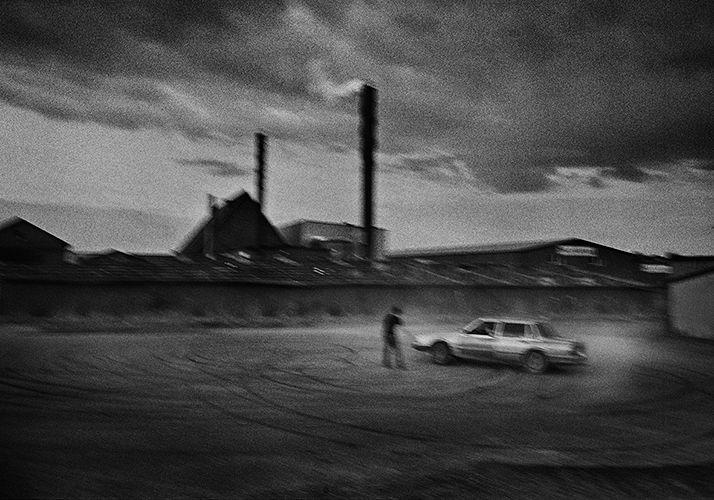 Tractor Boys - Martin Bogren