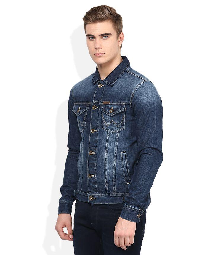 Wrangler Blue Jacket