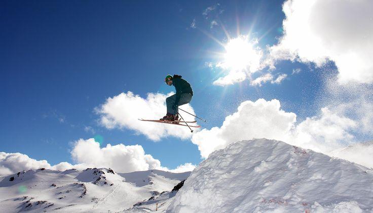 ¡Adrenalina en la #NieveArgentina! #LaHoya #Esquel #Chubut #Patagonia #Argentina #Viajes #Paisaje #Nieve #Snow #Esquí #ArgentinaEsTuMundo Más Info en www.facebook.com/viajaportupais