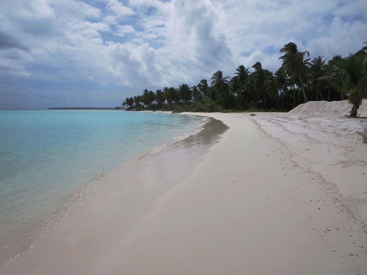 This lovely lagoon beach is on the west side of Home Island, Cocos (Keeling) Islands.
