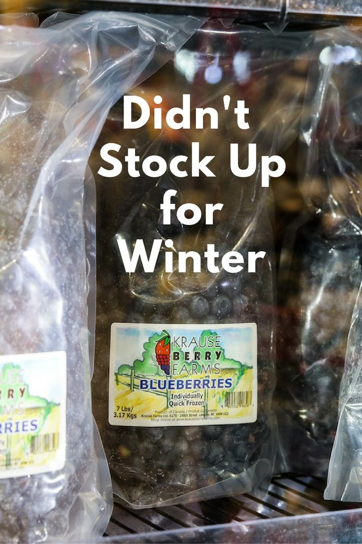 Photo: Making Your Life Easier... Didn't pick or buy enough berries to get you through till next year. Don't worry, we sell frozen berries in the freezer section of the Market year round. We've got you covered! Smoothie on. #krauseberryfarms #berries #frozen #smoothies #pies #baking #healthy #fruit