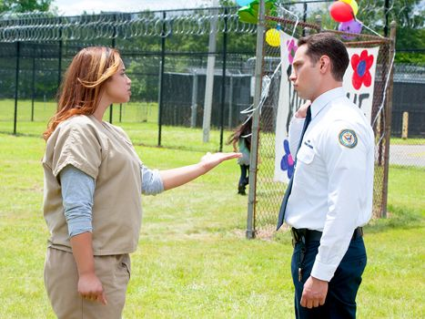 OITNB Season 3's Most Heartbreaking Moments: Daya and Bennett, More - Us Weekly