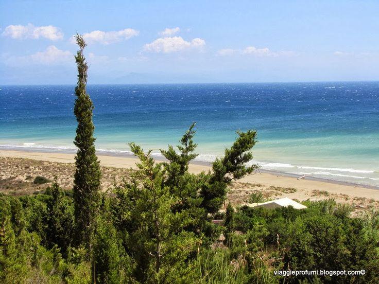 Erikoussa island, Greece