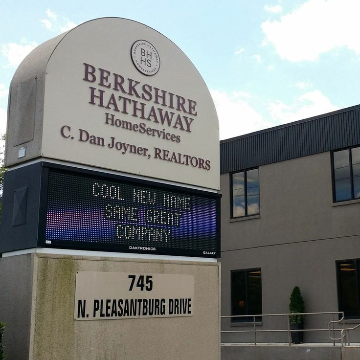 one of our Greenville Offices - Berkshire Hathaway HomeServices C Dan Joyner, REALTORS
