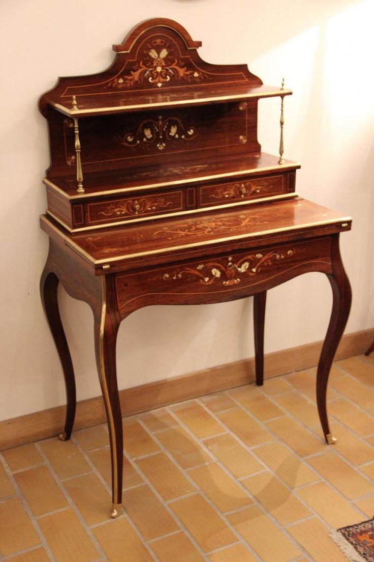 Les 419 meilleures images du tableau meubles de style sur for Meuble bonheur du jour ancien