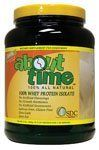 Whey Protein Isolate Vanilla 2 Pounds by About Time. Save 32 Off!. $31.92. Serving Size: 1 sccop (1 oz.). Gluten Free. 32 Servings Per Container. 2 Pounds Powder. 100% Natural Just 4 Ingredients Keeping It Simple and Clean Lactose Free Gluten Free Zero Carbs Zero Fat Cold Pressed Micro Filtered Whey Isolate No Added Sugar or Artificial Sweeteners No Growth Hormones Exceptionally Good Tasting with No Chalky Aftertaste Delicious Enough to Simply Mix with Water,but Great in Yogurt, Milk or…