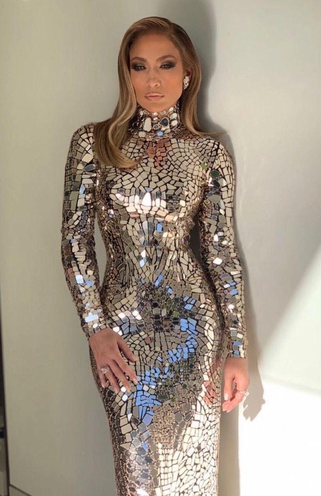 Jlo At The Oscars 2019 Jenniferlopez Jlo Oscars2019 Theoscars Fashion Dresses Long Sequin Dress