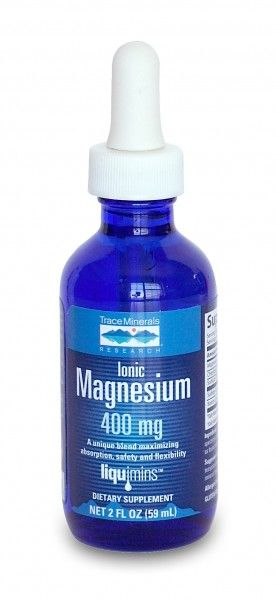 Ionic Magnesium - Trace Minerals Research