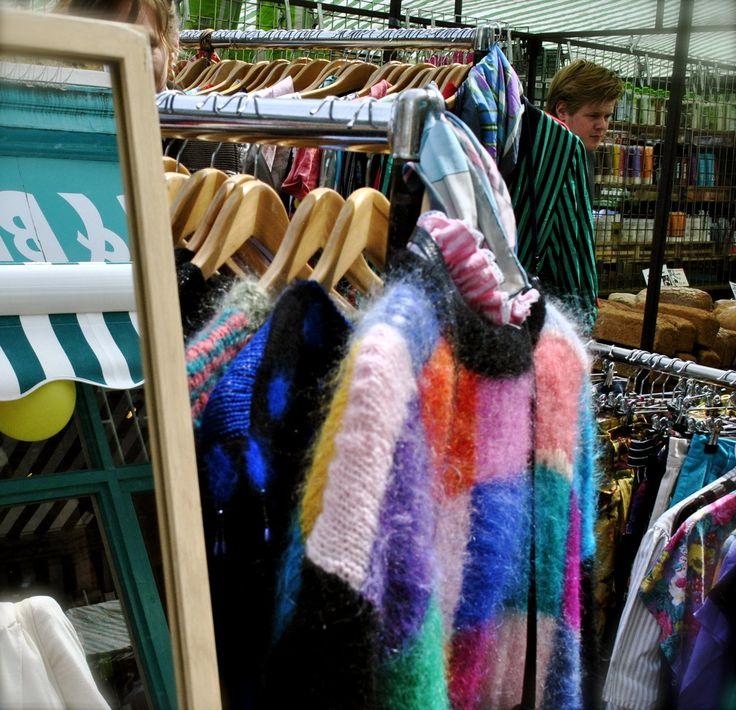 Broadway Market - London eco-friendly - London markets