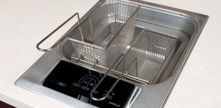 Friteuse électrique / professionnelle 15