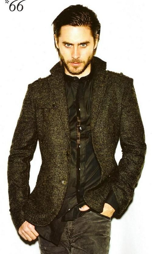 Jared Leto in GQ Style - Italy