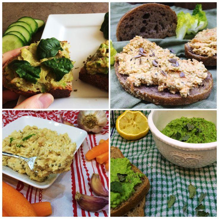 Miluješ nátierky, ale nebaví ťa jesť stále tie isté dookola? Zdravé a chutné nátierky to nie sú len avokádová, vajíčková či bryndzová. Vyskúšaj netradičné príchute pomazánok, ktoré budeš zbožňovať! A navyše, na stole ich budeš mať behom chvíľočky. Inšpiruj sa 5 receptami. Na svoje si prídu i vegani, vegetariáni, či ľudia, ktorí nemôžu mliečne výrobky.… Continue reading →